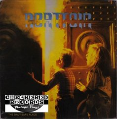 Vintage Abattoir The Only Safe Place First Year Pressing 1986 US Combat 88561-8112-1 Vintage Vinyl LP Record Album