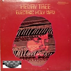 Vintage Henry Tree Electric Holy Man First Year Pressing 1969 US Mainstream Records S 6129 Vintage Vinyl LP Record Album