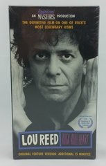 Vintage Unopened Lou Reed Rock And Roll Heart 1998 US WinStar Home Entertainment VHS Video Cassette Tape