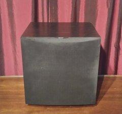 Vintage Boston Acoustics Micro90pv Powered Subwoofer 75 Watt