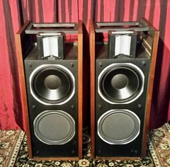 Vintage 1975 ESS AMT 3 Three Way Floor Standing Loudspeaker System Local Pick Up Only