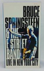 Vintage Bruce Springsteen & The E-Street Band Live In New York City 2001 US Columbia C2V54071 VHS Video Cassette Tape