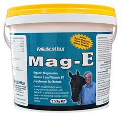 KOHNKE'S OWN MAG-E 425GM, 1KG, 2.5KG