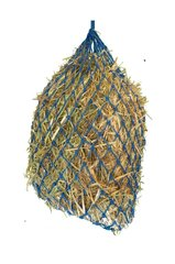 SLOW FEEDER HAY NET Blue