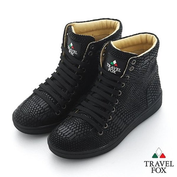Snakeskin Shoes Mens Fashion