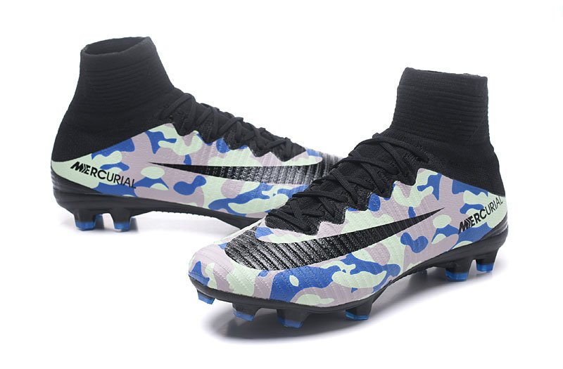 00481ee331c2e ... Type: Elastic band Feature: Breathable Medium(B,M) Outdoor Soccer Shoes  Mercurial Superfly V FG Football Boots High Ankle Soccer Cleats Soccer Boots