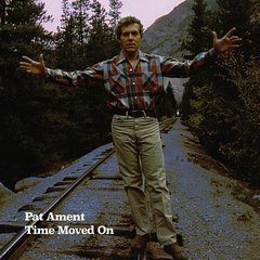 AMENT PAT: Time Moved On CD PRE-ORDER