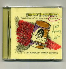 V/A: Smooth Sounds - Various Artists Play The Future Hits Of WCKR SPGT 2xCD