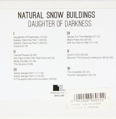 NATURAL SNOW BUILDINGS: Daughter Of Darkness 6CD SUMMER SALE VERSION