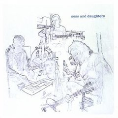 SONS AND DAUGHTERS: Love The Cup CD