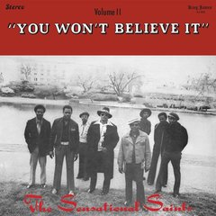 SENSATIONAL SAINTS: You Won't Believe It LP
