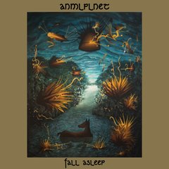 ANMLPLNET: Fall Asleep LP PRE-ORDER Bonus T-SHIRT BUNDLE!