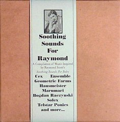 V/A: Soothing Sounds for Raymond CD