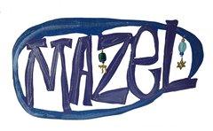 Mazel Word Art