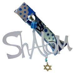 Shalom Mezuzah