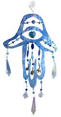 *Blue Hamsa*