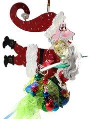 December 10: Santa or Mrs. Claus Fanciful Flight