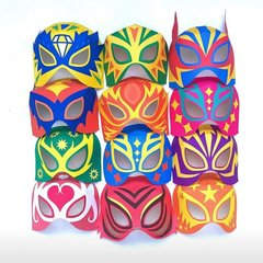 April 29th - Pinatas, Masks, and Pennants - Parent/Child