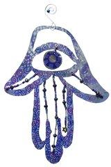 *Purple Hamsa*