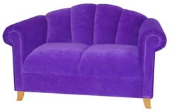 Flair Back Loveseat