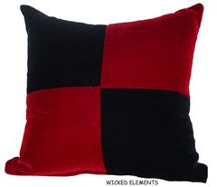 Checkered Pillow (large)