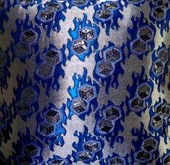Metal Dice Fabric