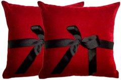 Bow Tie Pillow Set
