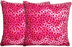 Red Dots Pillow Set (large)