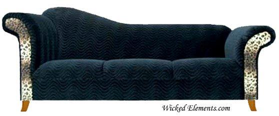 Cleopatra Sofa cleopatra sofa | wicked elements sofas, custom sofas, rock star