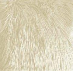 Faux Fur Cream Fabric