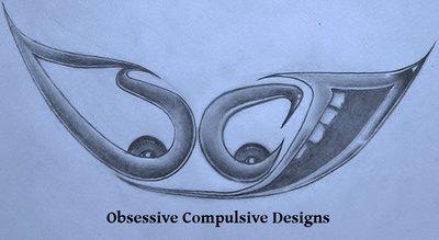 Obsessive Compulsive Designs