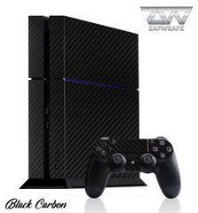 Sony PS4 Carbon wraps