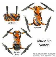 DJI Mavic Air Vortex