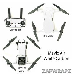 DJI Mavic Air 3M White Carbon