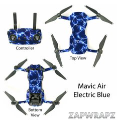 DJI Mavic Air Electric Blue