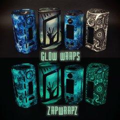 Glow wraps