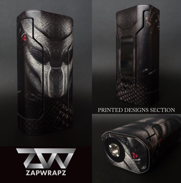 Wismec Predator 228 Mod Wraps Mod Wraps And Skins On