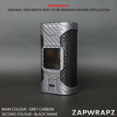Smoant Cylon two tone wraps