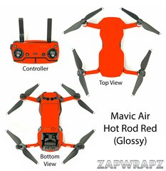 DJI Mavic Air 3M Hot Rod Red (Glossy)