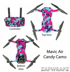 DJI Mavic Air Candy Camo