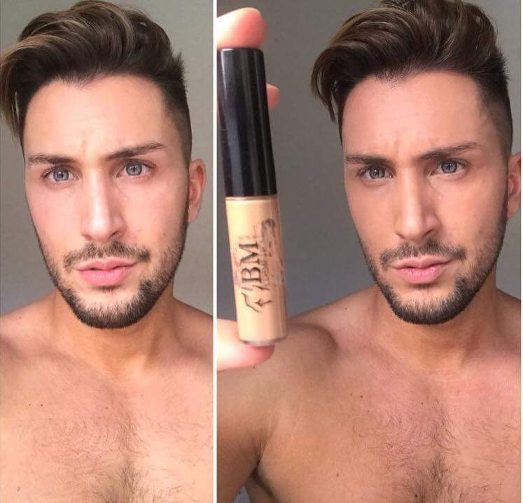 Before Afters Bm Cosmetics For Men
