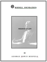 FREEDOM OF LIFE