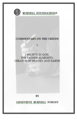COMMENTARY ON THE CREEDS 2
