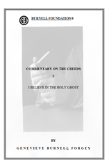COMMENTARY ON THE CREEDS 9