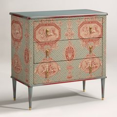 English Chest of Drawers 18th Century