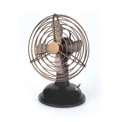 Decorative Fan with Propellors Vintage Inspired