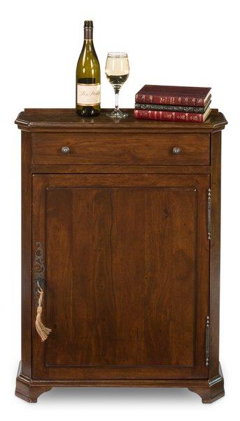 walnut cabinet narrow depth storage martelle. Black Bedroom Furniture Sets. Home Design Ideas