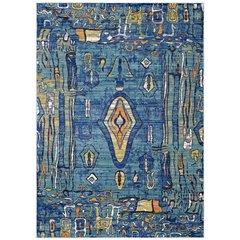 Multicolored Mayan Area Rug