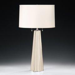 Ethereal Venetian Glass Lamp in Star Shape