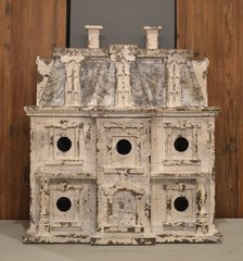 Chateau Birdhouse Handmade French Country